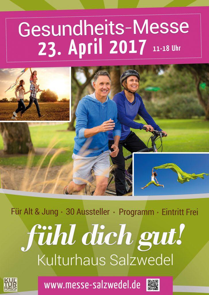 Gesundheitsmesse Salzwedel 2017 23. April